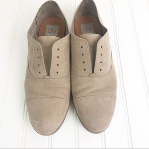 Dolce Vita Oxford Loafers Shoes 10 NO LACES
